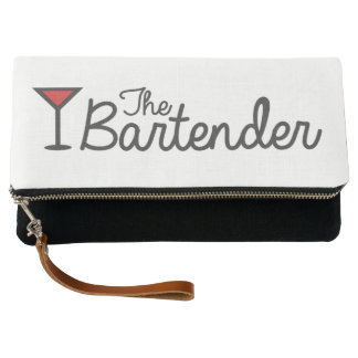 The Bartender Clutch