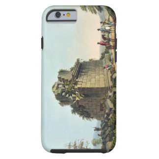 The Base of a Colossal Column near Syracuse, plate Tough iPhone 6 Case