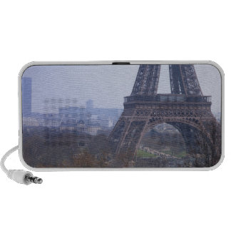 the base of the Eiffel Tower & Montparnasse iPhone Speakers
