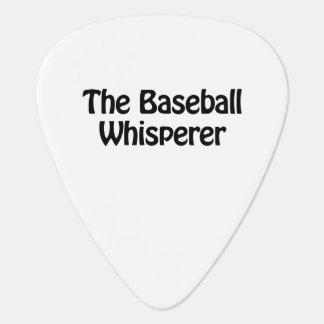 the baseball whisperer pick