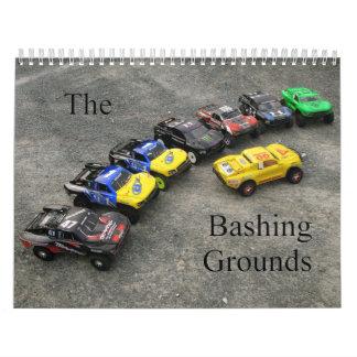 The Bashing Grounds Calendar