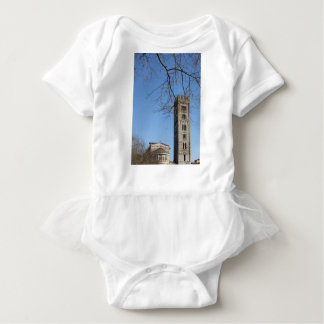 The Basilica of San Frediano and its bell tower Baby Bodysuit