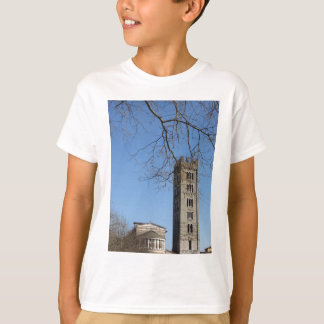 The Basilica of San Frediano and its bell tower T-Shirt