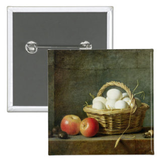 The Basket of Eggs, 1788 Button