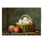 The Basket of Eggs, 1788 Card