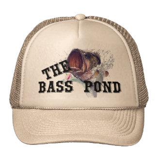 The bass Pond Trucker Hat