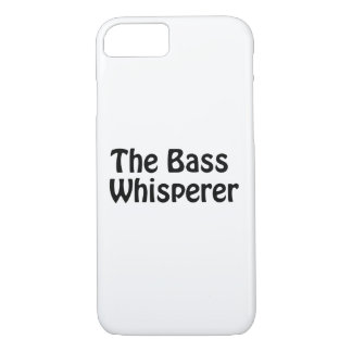the bass whisperer iPhone 7 case