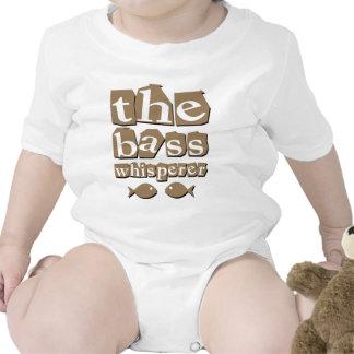 The Bass Whisperer Baby Bodysuit