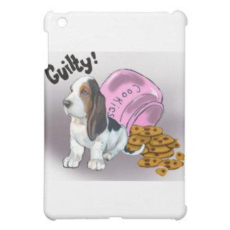 The Basset Hound Stole the cookies iPad Mini Case