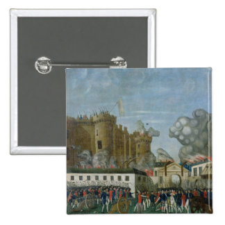 The Bastille Prison, 14th July 1789 Button