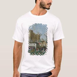 The Bastille Prison, 14th July 1789 T-Shirt