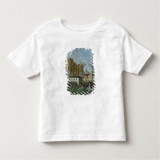 The Bastille Prison, 14th July 1789 Toddler T-shirt