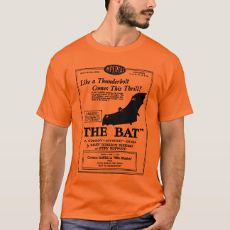 The Bat 1926 mystery comedy silent film T-Shirt
