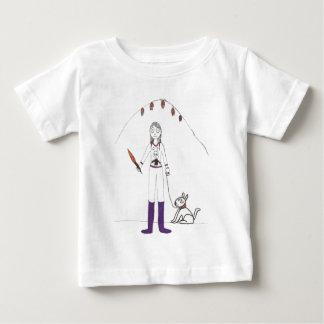 The bat cave baby T-Shirt