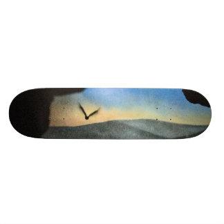 The Bat Cave Skateboard
