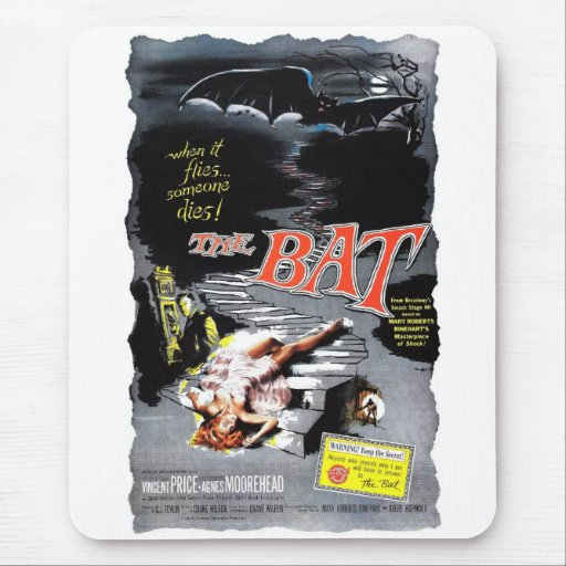 """The Bat"" Mousepad"