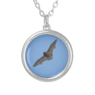 The bat necklaces