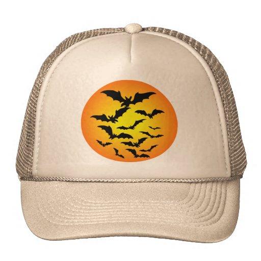 The bat of Halloween - Hats