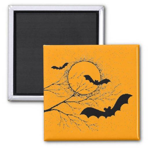 The bat of Halloween - Magnet