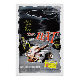 """The Bat"" Poster"