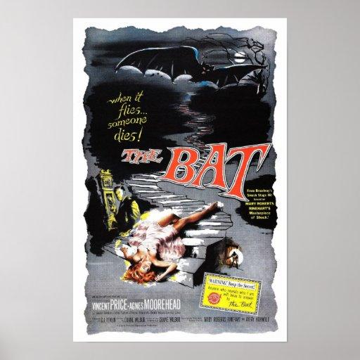 """The Bat"" Poster"