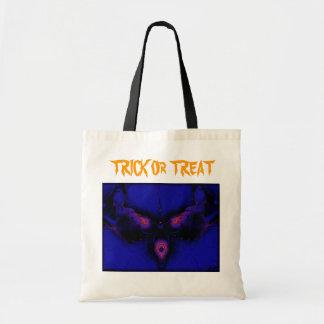the-bat, TRICK Or TREAT Budget Tote Bag