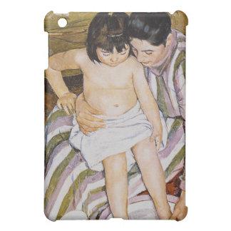 The Bath by Pierre Renoir iPad Mini Cover