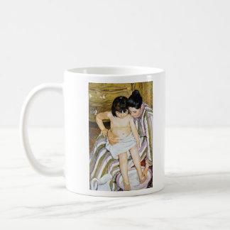 The Bath by Pierre Renoir Coffee Mug