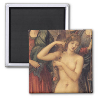 The Bath of Venus by Sir Edward Coley Burne Jones Magnet