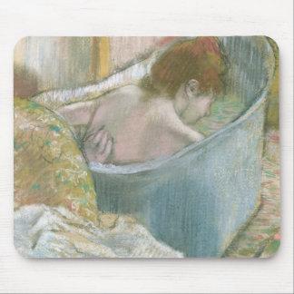 The Bath (pastel) Mouse Pad