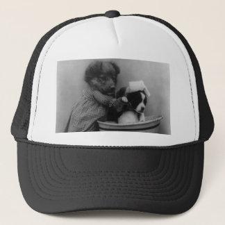The Bath Trucker Hat