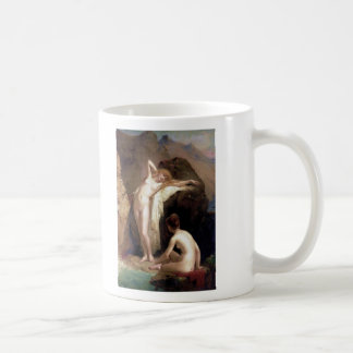 THE BATHERS - Joseph Coomans (water nymphs) ~ Coffee Mug