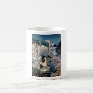 The Bathers (La Baignade) (female nudes) ~ Coffee Mug