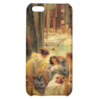 The Baths of Caracalla by Lawrence Alma-Tadema iPhone 5C Cover