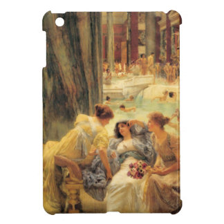 The Baths of Caracalla by Sir Lawrence Alma-Tadema iPad Mini Cover