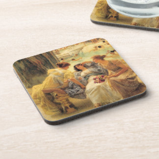 The Baths of Caracalla in detail Coaster