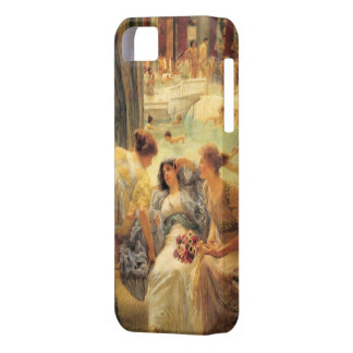 The Baths of Caracalla iPhone SE/5/5s Case