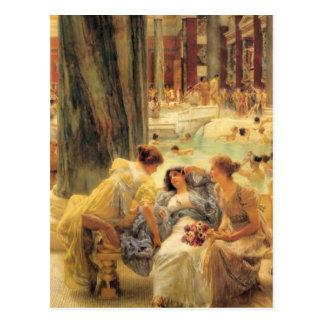 The Baths of Caracalla Postcard