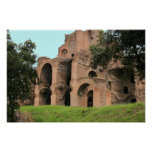 The Baths of Caracalla Posters