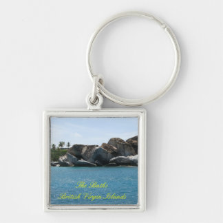 The Baths Offshore Keychain