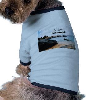The Baths, Virgin Gorda B.V.I. Dog Shirt