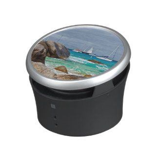 The Baths, Virgin Gorda, British Virgin Islands Bluetooth Speaker