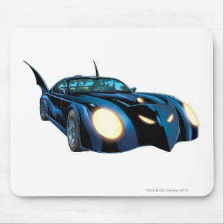 The Batmobile Mouse Pad