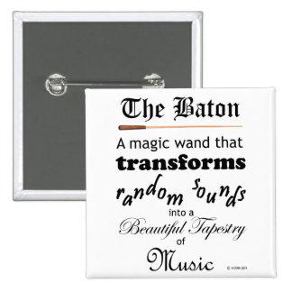 The Baton Pin