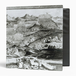 The Battle Array of Carberry Hill 3 Ring Binder