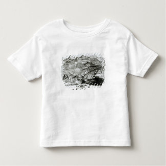 The Battle Array of Carberry Hill Toddler T-shirt