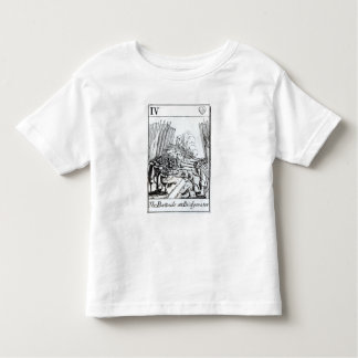 The Battle at Bridgwater, 6th July 1685 Tee Shirt