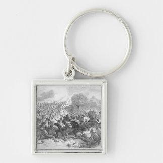 The Battle at Bull Run Key Chains
