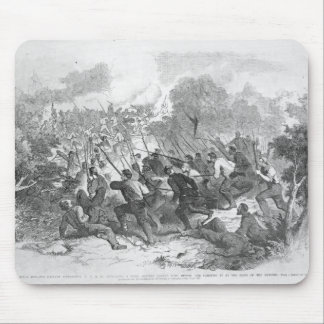 The Battle at Bull Run Mouse Pad