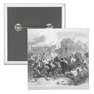 The Battle at Bull Run Pinback Button